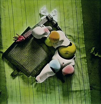汉斯.贝尔默Hans Bellmer(德国1902–1975)作品集1 - 刘懿工作室 - 刘懿工作室 YI LIU STUDIO