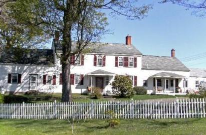 1810 Juliand House Greene NY Travel