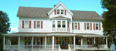 The Dominion House Blooming Grove NY Bed and Breakfast