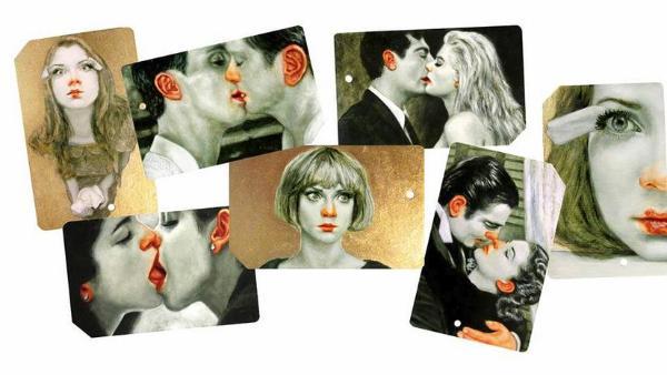 Julie Elizabeth Brady Paintings