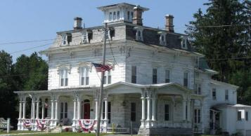The Marble Mansion Inn Fair Haven Vermont